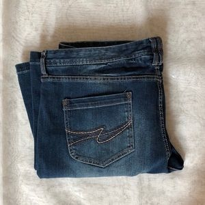 17/18 Long Maurice's Jeans - Flare